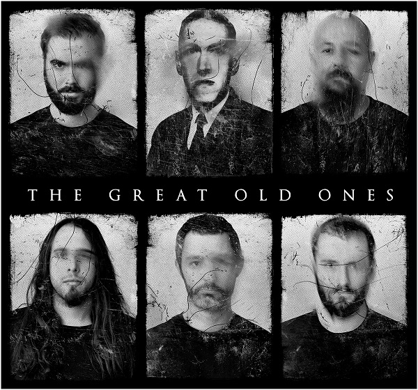 The Great Old Ones - band 2014