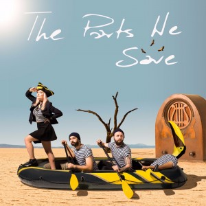 'The Parts We Save' Cover Artwork