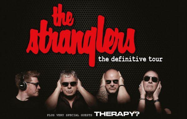 The Stranglers UK 2018