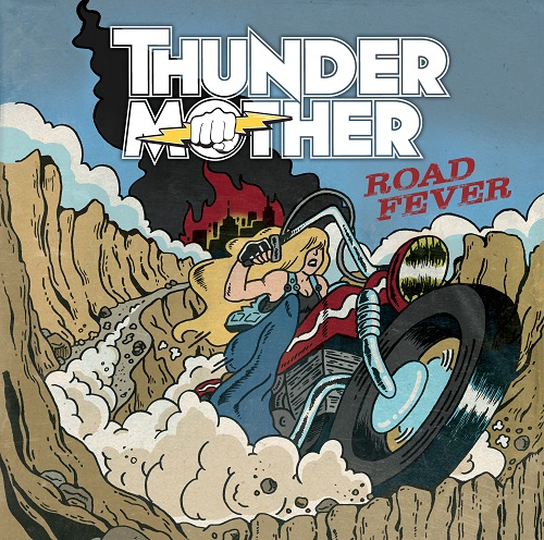 Thundermother – RoadFever2015