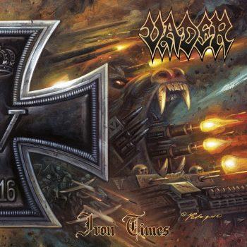 Vader - Iron Times - Artwork