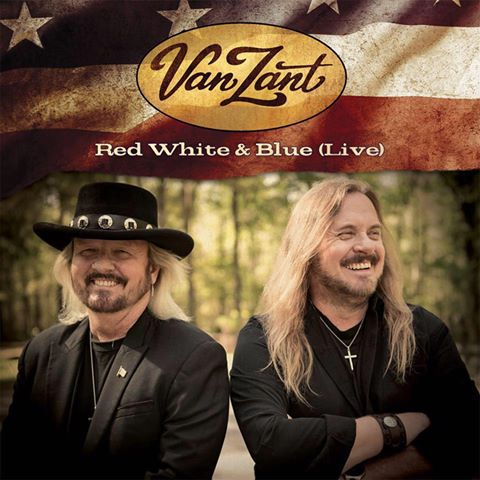 Van Zant – Red, White And Blue