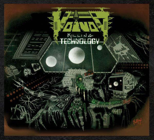 Voivod – Killing Technology