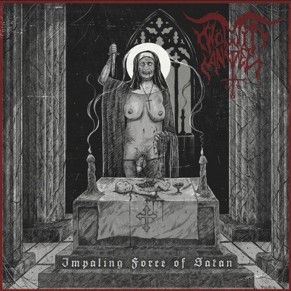 Wömit Angel – Impaling Force of Satan