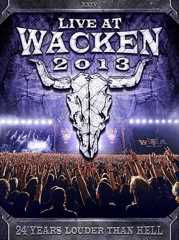 Wacken 2013 DVD