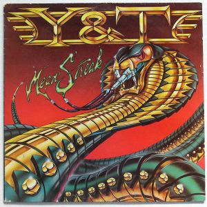 Y&T cover, front