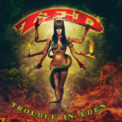Zed – Trouble in Eden