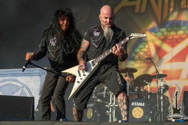 Anthrax by Sean Larkin