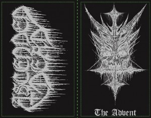 ascended dead - the advent cover
