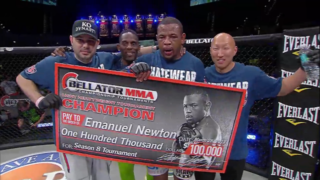bellator_94_Newton_Check