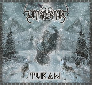 darkestrah Turan Digi Lp cover WEB