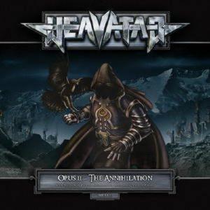 heavatar-opusii 500cover2018