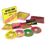Sex Pistols - Never Mind The Bollocks - 40th Anniversary Deluxe Edition