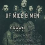 Of Mice & Men + Crown The Empire + Hands Like Houses @ Rock City, Nottingham - Monday 3 October 2016