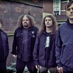 Napalm Death head to Damnation Festival