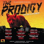 The Prodigy + Public Enemy @ Birmingham Barclaycard Arena - Thursday, 3rd December 2015