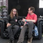 Download Festival Interview - Toby Jepson of Wayward Sons