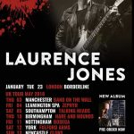 Laurence Jones @The Hare & Hounds, Birmingham - Thursday 10th May 2018