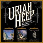 Uriah Heep - Words In The Distance 1994-1998 Boxset (3 CDs) - Part 1